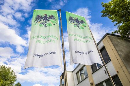 Holzkontor Preussen GmbH Flaggen