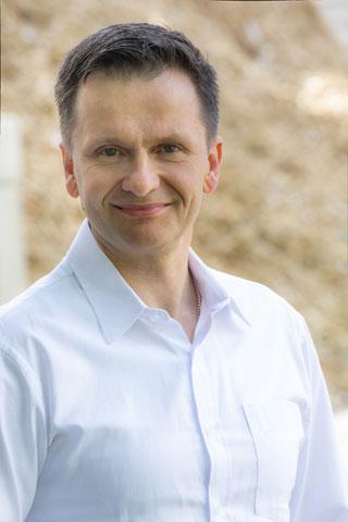 Technischer Leiter Krzysztof von Malottki