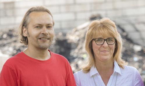 Jens Neumann, Daniela Barsch